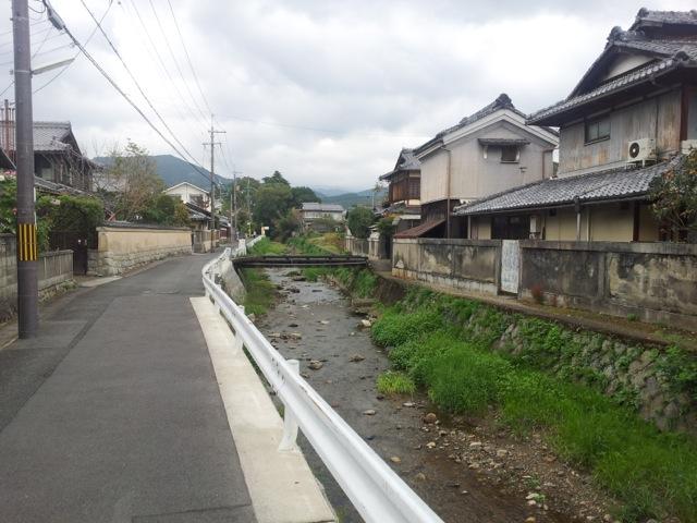 岩倉には現在も静かな時間が流れる。